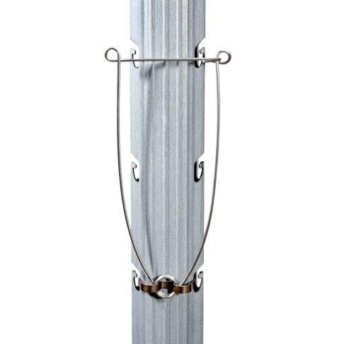 Distanziatore a molla inox Plus lunghezza 210 diam. Filo 2,5 mm