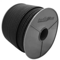Corda elastica 8 mm, ricoperta filamento Polietilene