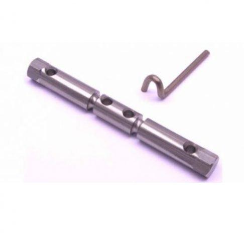 Rullino per ammortizzatore mm 125