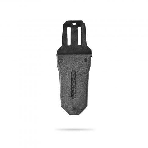 Fodero per forbici in plastica colore nero