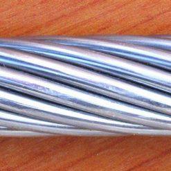 Fune zincata 19 fili, diametro 4-8 mm
